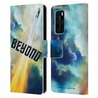 OFFICIAL STAR TREK POSTERS BEYOND XIII LEATHER BOOK CASE FOR HUAWEI PHONES
