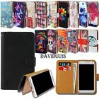 Leather Smart Stand Wallet Case Cover For Various Zopo Flash SmartPhones