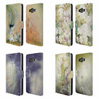 OFFICIAL STEPHANIE LAW FAERIES LEATHER BOOK CASE FOR SAMSUNG PHONES 2
