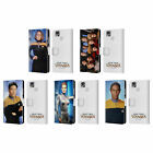 STAR TREK ICONIC CHARACTERS VOY LEATHER BOOK WALLET CASE FOR ASUS ZENFONE PHONES on eBay