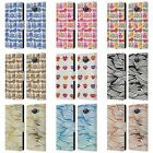 CAT COQUILLETTE PATTERNS 2 LEATHER BOOK WALLET CASE COVER FOR SAMSUNG PHONES 2