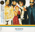 INCOGNITO Who Needs Love JAPAN CD OBI PCCY-01624 Paul Weller Citrus Sun