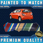 NEW Painted To Match - Rear Bumper Replacement for 2012-2016 Chevy Sonic Hatch