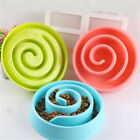Pet Dog Cat Slow Eating Food Bowl Anti Gulping Feeder Puzzle Dishes Healthy Bowl