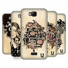 HEAD CASE DESIGNS INTROSPECTION HARD BACK CASE FOR HUAWEI PHONES 2