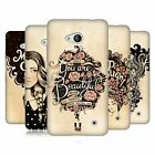 HEAD CASE DESIGNS INTROSPECTION SOFT GEL CASE FOR MICROSOFT PHONES