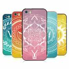 HEAD CASE DESIGNS OLYMPIAN MANDALA SILVER SLIDER CASE FOR APPLE iPHONE PHONES