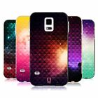 HEAD CASE DESIGNS STUDDED OMBRE BLACK BUMPER SLIDER CASE FOR SAMSUNG PHONES