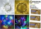 Led Battery Operated String Fairy Lights Wedding Christmas Party Home Decoration
