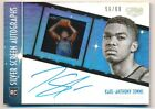 KARL-ANTHONY TOWNS 2015/16 PANINI GALA RC SILVER SCREEN FILM AUTO SP #56/60 $200