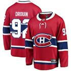 Jonathan Drouin Montreal Canadiens Fanatics Branded Breakaway Player Jersey