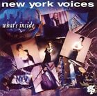 What's Inside New York Voices Audio CD