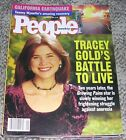 PEOPLE MAGAZINE 1/31/94 Tracey Gold's Battle to Live-anorexia struggle