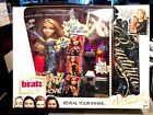 Bratz  the movie  Bratitude T-Shirt /  Camera  Box Doll Set