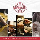 LIVE AT THE WORLD CAFE 43 NEW CD