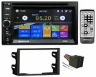 6.2'' DVD/iPhone/Android/USB Bluetooth Receiver  For 1998-2001 Volkswagen Golf