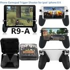 Phone Gamepad Trigger Fire Button Shooter Game Controller for i Pad iphone 8 / X