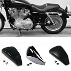Left / Right Side Battery Cover For Sportster XL 1200 Iron 883 48 72 2004-2013 $61.69 USD on eBay