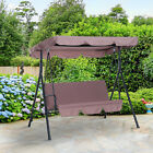 Garden Hammock Swing Chair Backyard 3 Seater Adjustable Canopy Patio Outdoor <br/> 1 - 2 Days Delivery ✔ High Quality ✔ 30 Days Return ✔