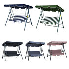 Garden Hammock Swing Chair Backyard 3 Seater Adjustable Canopy Patio Outdoor