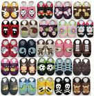 18-24 months US 7-8 Minishoezoo Slippers soft sole Leather baby Boy Girl Shoes