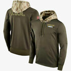 Nike Los Angeles Chargers Salute to Service Sideline Pullover Hoodie Size M, L $79.99 USD on eBay