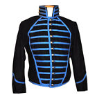 Civil war Union Infantry Musicians Shell Jacket with Blue piping - All Sizes