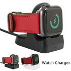 QI Ricaricabatterie Charger Dock Stand Per apple Series 4 3 2 1 iWatch Wireless