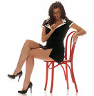 SALE 3 x pack Super Secretary Quality Support Work Gloss Shimmer Pantyhose
