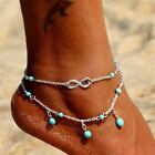 Ankle Chain Anklet Beaded Beach Foot Jewelry Fashion Style Anklets For Women