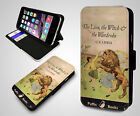 The Lion The Witch And The Wardrobe Book Cover Narnia Leather Phone Case Cover
