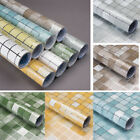 2m Kitchen Anti-oil Waterproof Tile Decal Wall Sticker Self-adhesive Wallpaper