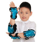 Boys Girls Kids Skate Cycling Bike Safety Knee Elbow Pad Set Protective Gear