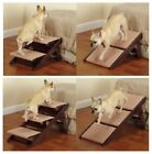 Non Slip Pet Ramp Converts Steps To Ramp Great For Aging or Arthritic Pets