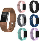 Fitbit 7 Pack Silicone Fitness Wristband Charge 2 Strap Replacement Bands Small