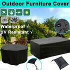 Waterproof Garden Patio Furniture Cover Outdoor Table Sofa Dust Protection 420D