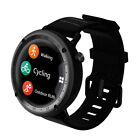 Waterproof GPS Sports Smart Watch Heart Rate Monitor Phone Mate for Android iOS
