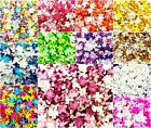 Awesome Blossom Paper Flowers 20 mm. Mixed Tone Colors Mulberry for Craft-Store