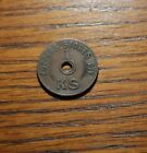 Koppers Stores - Old 1 Cent Orco Scrip Token