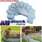 Edge Border Palisade Fence Lawn Garden Edging Plastic Fencing Frost Proof Au!