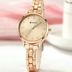 CURREN Women Business Ultra Thin Dial Watches Waterproof Quartz Wristwatch 9019 image