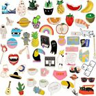 Fashion Cartoon Lapel Collar Brooch Pin Jacket Corsage Badge Jewelry Party Gift