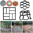Внешний вид - Driveway Road Path Walk Maker Paving Pavement Mold Patio Concrete Stepping Stone