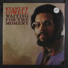 STANLEY COWELL: Waiting For The Moment LP Sealed (cut corner, some shrink missi