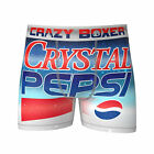 Crystal Clear Pepsi Boxer Briefs Blue