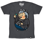 Johnny Cupcakes (Men's) T-Shirt: Supersonic Speed Big Kid
