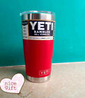 For YETI Rambler 20/30oz Stainless Steel Vacuum Insulated Tumbler Free shipping