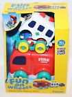 NEW KEENWAY TOYS FUN ON WHEELS STACK nTOW RESCUE TEAM