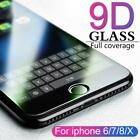9D protective glass for iPhones