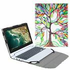 For Lenovo Chromebook C330 11.6-inch Case Sleeve Leather Protective Book Cover